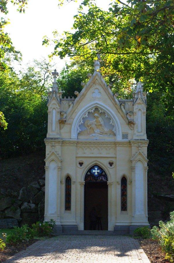 chapelle gosse de gorre