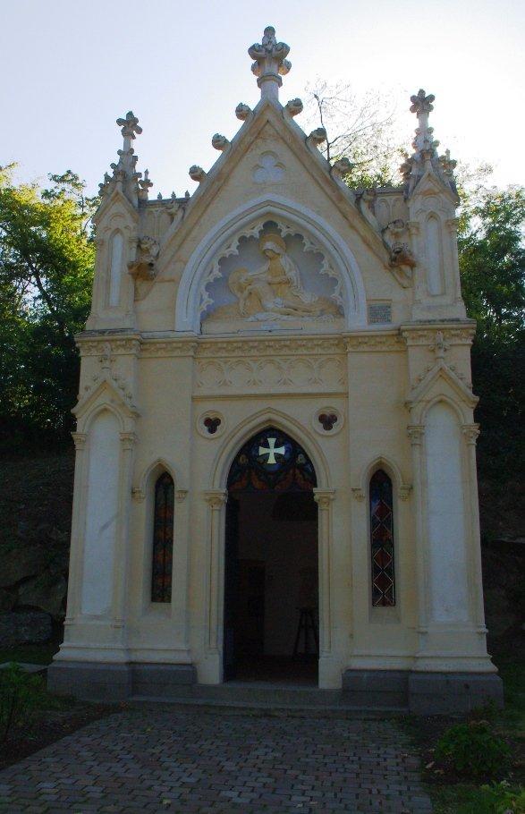 chapelle rénovée